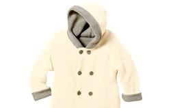Дитяча в'язана куртка