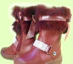 Дитяча зимове взуття. Як правильно підібрати?