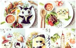 Дитячі страви - рецепти для самих вибагливих