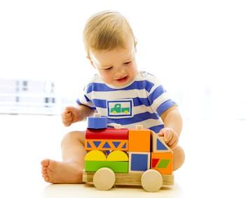 Дитячі дерев'яні іграшки