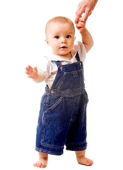 Дитячі джинси - данина моді чи комфорт фото