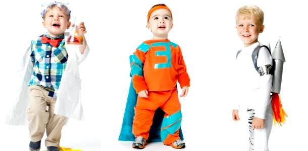 Дитячі костюми на Новий рік: 3 ідеї наряду для хлопчика