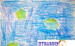 Дитячі вироби. Айріс фолдінг - 2 лебедя. Майстер клас з покроковий фото