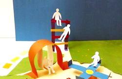 Дитячі вироби з паперу