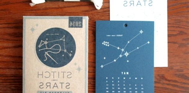Дитячі вироби до Нового року: календар з зодіаком (ФОТО) фото