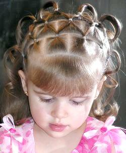 Дитячі зачіски для дівчаток фото