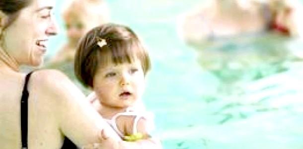 Дитячий фітнес: зміцнюємо здоров'я дитини фото