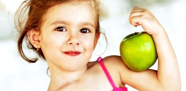 Дитячий імунітет і вітаміни. Як одне залежить від іншого?