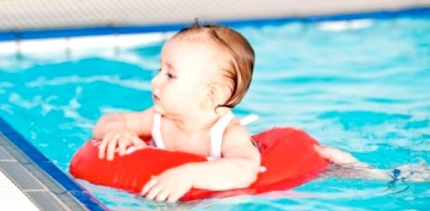 Дитячий Київ: басейни для немовлят