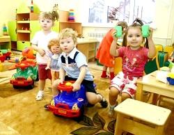 Дитячий садок - маленька двері у великий світ
