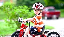 Дитячий велосипед. Як вибрати?
