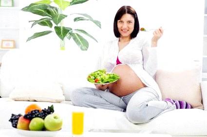Дієта під час вагітності фото