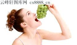Дієти. Виноградна дієта фото