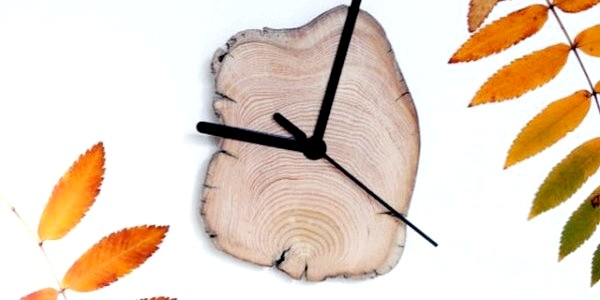 DIY для мами: робимо настінні годинники (ФОТО)