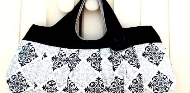 DIY для мами: модна весняна сумка своїми руками (відео)