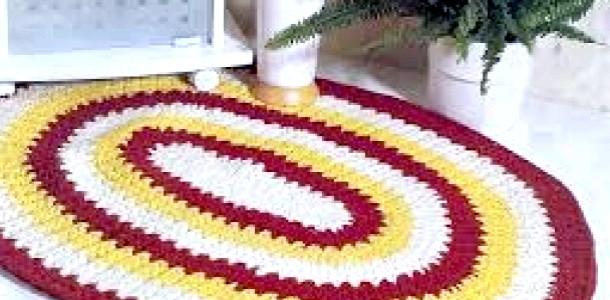 DIY для мами: плетемо килимок для ванної (відео)