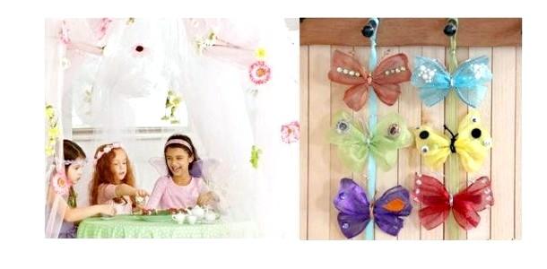 DIY: чарівні шпильки-метелики