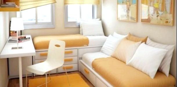 Дизайн маленької кімнати для школяра (ФОТО)