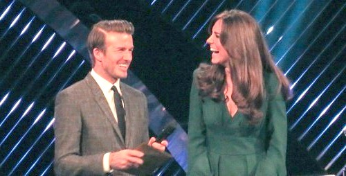 Девід Бекхем дав пораду Кейт Міддлтон і Принцу Вільяму фото