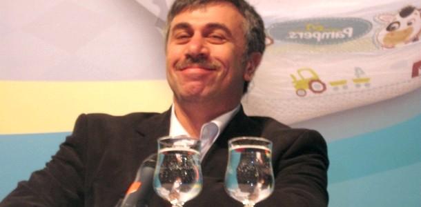 Доктор Комаровський - про ліки проти грипу