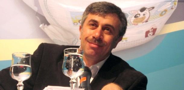 Доктор Комаровський зустрівся з батьками