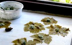 Долма: класичний рецепт приготування фото