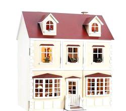 Будинок для ляльки. Робимо самі