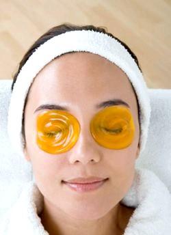 Домашні маски від зморшок фото
