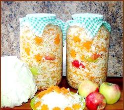 Домашня квашена капуста: найоригінальніші рецепти