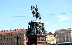 Пам'ятки Санкт-Петербурга для дітей