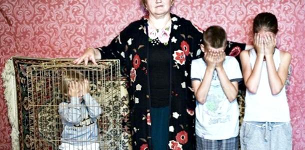Інша сторона материнської любові (ФОТО) фото