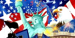 English topic - Holidays of America