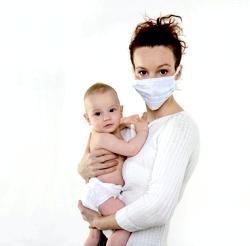 Якщо годуюча мама захворіла