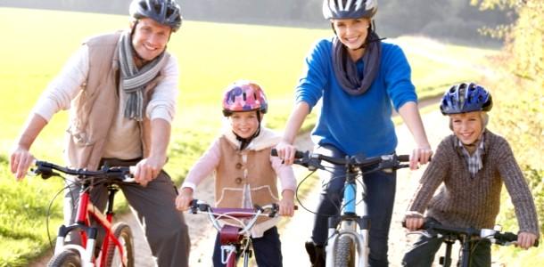 Їзда на велосипеді: правила безпеки для дитини