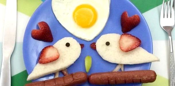 ФОТОпозітів: сніданок з фантазією фото