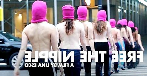 #Free The Nipple: боротьба за права жінок