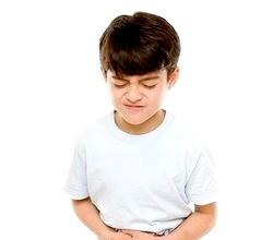Гастрит у дітей: причини захворювання