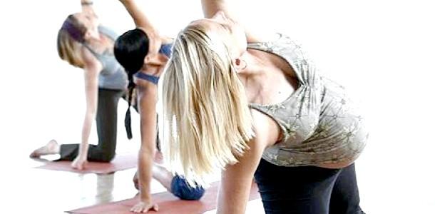 Гімнастика для вагітної (ВІДЕО)