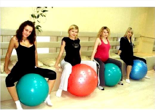 Гімнастика (фітнес) для вагітних