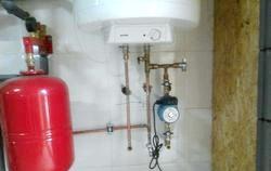Гаряча вода у приватному будинку