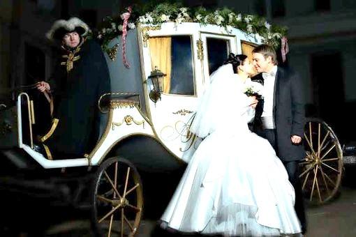 Гусарська весілля фото