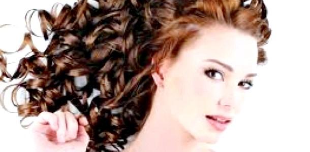 Хімічна завивка: як доглядати за волоссям?
