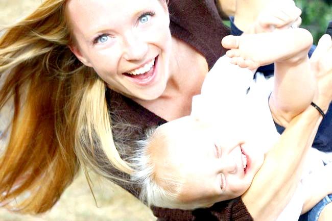Ідеальна пара: малюк і бульдог (ФОТО) фото