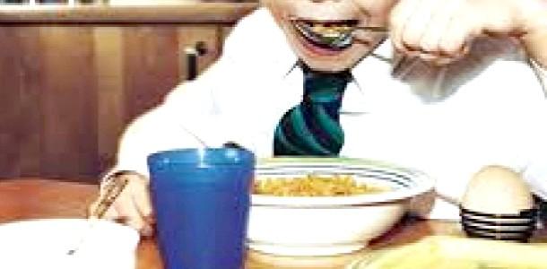 Ідеальний сніданок дитини. Який він? фото