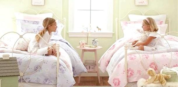 Ідеї   оформлення кімнати для близнюків (ФОТО)