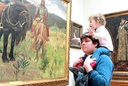 Йдемо з дитиною в музей