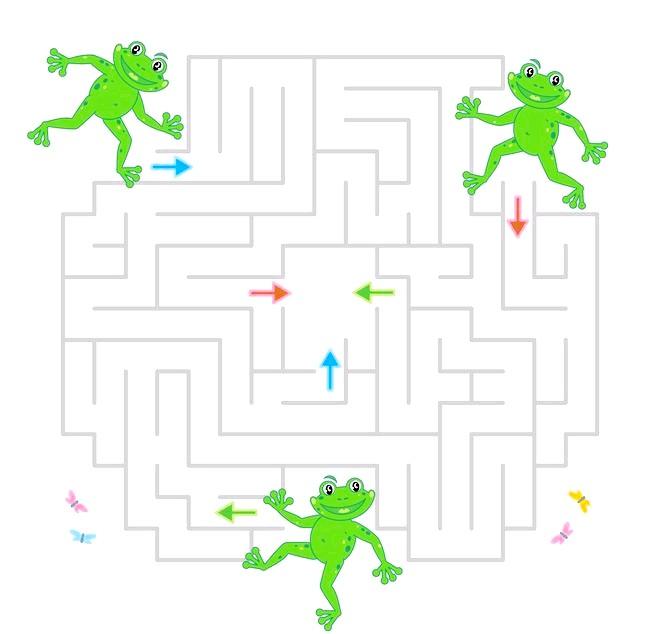 Гра «Знайди 10 відмінностей»: розвивалки з тваринами