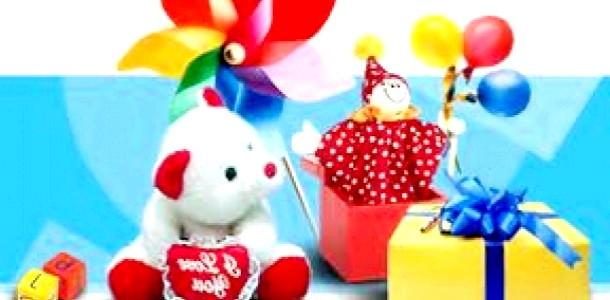 Іграшки для дітей від 1 року до 3 років
