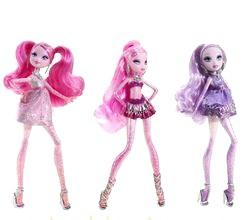 Іграшки для дівчаток. Що в моді?