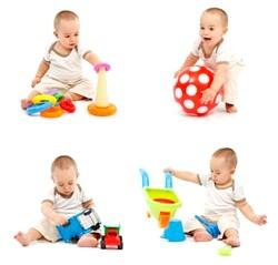 Ігри для дітей двох років